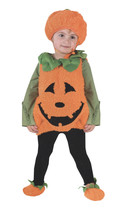 Toddler 24 Months /NWT Pumpkin Cutie Pie Vest Halloween Costume by Fun W... - $10.88