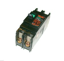NEW 10 AMP FUJI ELECTRIC CIRCUIT BREAKER  220 VAC MODEL SA52R-10 - $89.99