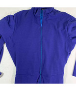 Patagonia Capilene Base Layer Thermal One Piece Suit Blue Men's Large Sk... - $99.99