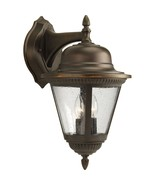 Antique Bronze Finish Wall Lantern Light Progress Lighting P5864-20 Seed... - $86.89