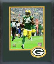 Tramon Williams 2018 Green Bay Packers-11x14 Team Logo Matted/Framed Photo - $888,58 MXN