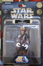 Walt Disney World '09 Star Wars Goofy Chewbacca Star Tours Figure Park E... - $28.99