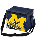 University of Michigan (U of M) Wolverines Insulated Lunch Bag/Cooler - $12.00