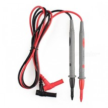 20A Digital Multimeter Needle Tip Probe Test Leads Pins Cable (2PCS) - $9.87