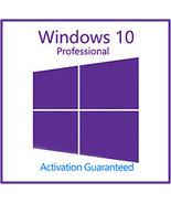 Windows 10 Pro Professional Key With Download 32/64 Bit - $9.50