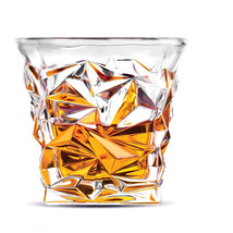 Crystal Whiskey Glass Heavy Weight for Bourbon Cognac Cocktail Liquor 10... - $34.99