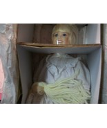 """RARE DANBURY MINT """" BEDTIME """" MINT IN BOX LOVELY DOLL EVERYTHING INCLUDE... - $19.79"""