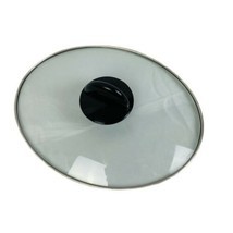 """Oval Crock Pot Lid Replacement for Slow Cookers 10 1/8"""" x 8 1/8"""" Glass w... - $12.99"""