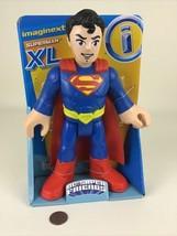 "Imaginext DC Super Friends Superman XL 10"" Large Figure Super Hero Fishe... - $34.60"