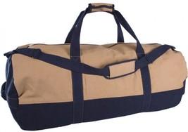 Duffle Bag With Zipper, 2-Tone, 18' X 36' - $939,31 MXN