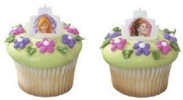 A Birthday Place Enchanted Giselle Cupcake Crowns - $3.95