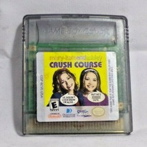 Mary-Kate and Ashley: Crush Course (Nintendo Game Boy Color, 2001) Carta... - $5.93