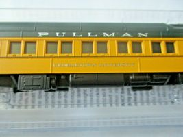 Micro-Trains # 14200430 Chicago & Northwestern 83' Heavyweight Sleeper Car (N) image 4