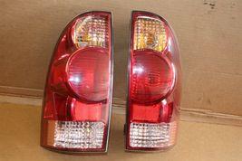 2005-09 Toyota Tacoma Taillight Tail Lights Set L&R image 5