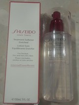 Shiseido Gimza Tokyo Treatment Softener Enriched. 5 Oz New Sealed - $42.51