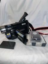 Untested Jvc GR-AXM341 Compact Vhs Player Recorder Please Read Description - $69.30