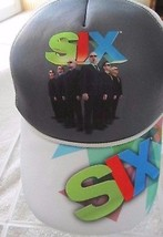 "NWOT Branson MO ""SIX"" Music Group Logo Adj Ball Hat Cap - $12.55"