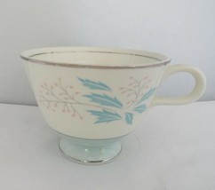 Homer Laughlin Romance Eggshell Shape Footed Cup - $9.27