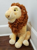"Disney Store Exclusive Lion King 18"" Adult Simba Large Plush - $33.85"