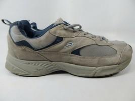 Dr.Scholl's Brisk Größe US 12 2E Breit Eu 46,5 Herren Sneakers Schuhe Grau