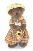 "Boyds Bears ""Malinda T Bloomberg"" #93451V - 16"" Bear- QVC Exclusive- 2003 - $79.99"