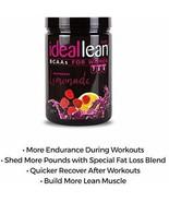 IdealLean BCAA For Women - Amino Acids for Women | Maximize Fat Burn  - $106.92