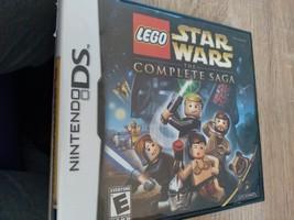 Nintendo DS LEGO Star Wars: The Complete Saga image 1