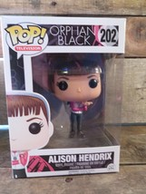 Orphan Black ALISON HENDRIX Funko POP Vinyl Figure 202 NEW - $9.89