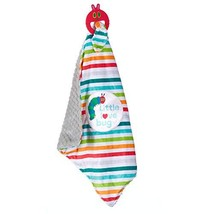 KIDS PREFERRED World of Eric Carle Baby Blanket with Teether - $19.99