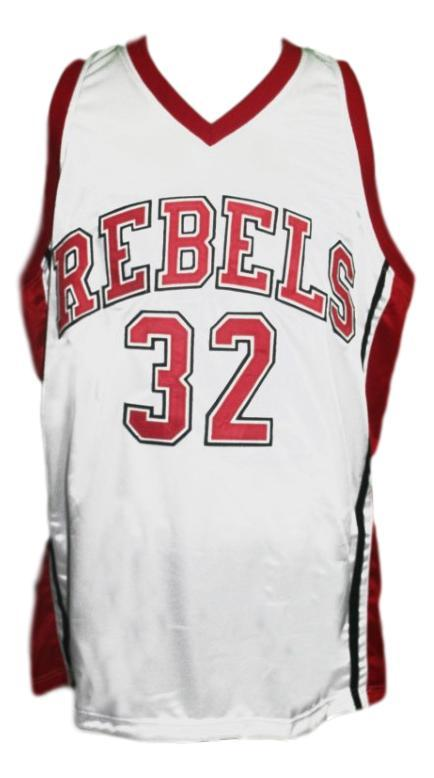 Stacey Augmon #32 College Basketball Jersey Sewn White Any Size