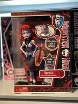 2011 Monster High Doll OPERETTA 1st Wave   #W9116 - $225.00