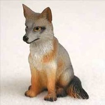 Conversation Concepts Fox Gray Tiny One Figurine - $9.99