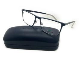 Eyeglasses LACOSTE L 2232 424 MATTE BLUE - $48.47