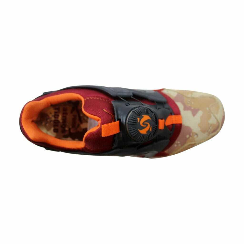 Puma Disc Blaze Desert Dusk Dark Navy-Red Ribbon 363063 01 Men's Size 9