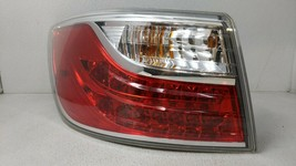 2010-2012 Mazda Cx-9 Driver Left Side Tail Light Taillight Oem 85396 - $221.72