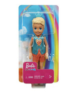 Barbie Chelsea Kelly & Friends Boy Doll Blond Blue Eyes Tommy Dreamtopia... - $9.40