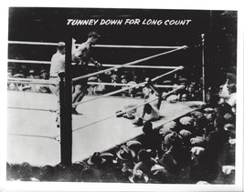 Jack Tunney Long Count 8X10 Photo Boxing Picture - $3.95