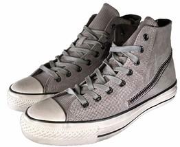 Converse by John Varvatos Chuck Taylor Tornado Zip Hi Sneaker Suede Sand... - $76.00