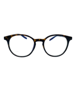 Rory - Blue Light Blocking Glasses - Trendy Round Frame - Unisex - Tortoise - $18.99+