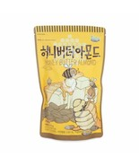 Honey Butter Almond Nuts Sweet Taste Seasoned Healthy Snack 210g (K-FOOD) - $16.99