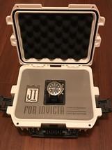 Men's Invicta Jason Taylor Corduba Model 13687 Watch with 3 Slot LE Case 43 - $249.99