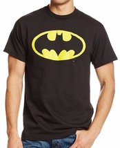 DC Comics Batman Shirt GLOW IN THE DARK Basic Logo T-Shirt - $13.99
