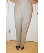 Moschino Women's Striped Trouser Pants size IT 44 US 10 - $49.49