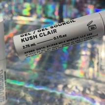 """2x Milk Makeup Kush Fiber Brow Gel Clear """"Hydro"""" 2.7mL New MINI image 2"""