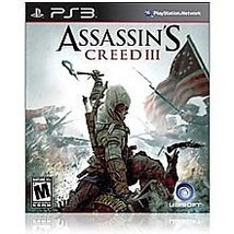 Assassin's Creed III (Sony PlayStation 3, 2012)M - $5.32