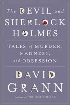 The Devil and Sherlock Holmes: Tales of Murder, Madness, and Obsession G... - $8.87