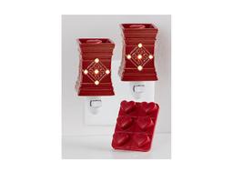 JOY Forever Fragrant®  Mini Wax Warmers, Sensuous Vanilla Black Currant - $21.77