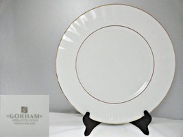 Gorham Andante Gold Salad Plate - $9.27