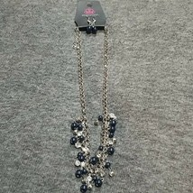 Paparazzi necklace and earrings - $11.00