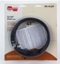"Chapin Plus & Premier Garden Sprayer Replacement Hose Kit 42"" L 5/8"" 6-6... - $17.57"
